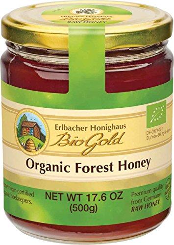 Honey Forest Organic - BioGold Organic Honey, Forest, 17.6 Ounce
