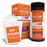 Ketone-Keto-Urine-150-Test-Strips-3-Resealable-Foil-Packs-of-50-Strips-Each-Lose-Weight-Look--Feel-Fabulous-on