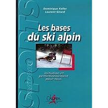 Les bases du ski alpin