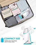 BEAUTURAL Dual Voltage Travel Steamer for