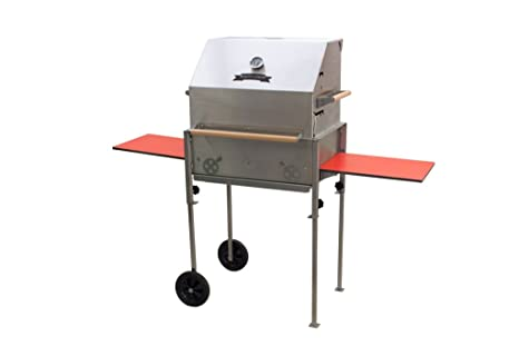 Profesional Barbacoa PG 600 Adventure Acero Inoxidable ...