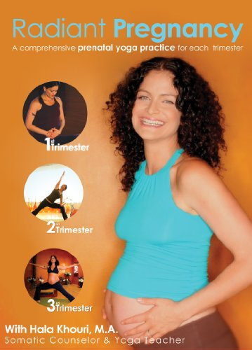 Radiant Pregnancy: A Comprehensive Prenatal Yoga Practice for Each Trimester with Hala Khouri, M.A.