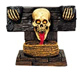 DOOR GREETER GHOUL HAUNTED HOUSE HALLOWEEN PROP DECOR Welcome Scary Graveyard MR124014