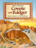 Coyote and Badger, Bruce Hiscock, 1563978482