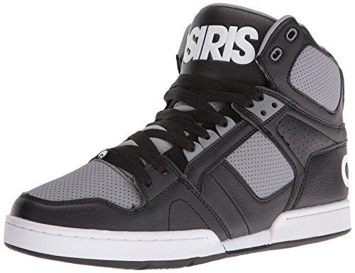 Zapatos Osiris NYC83 Negro-gris