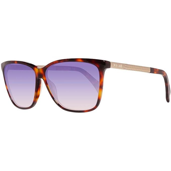 Gafas de sol Just Cavalli JC652S C58 53W (blonde havana ...