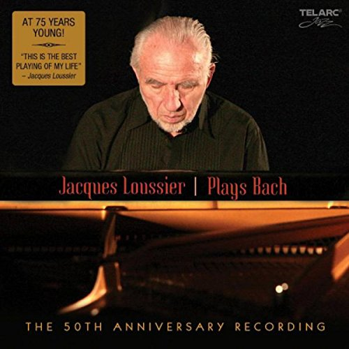 Plays Bach: The 50th Anniversary Recording by Telarc