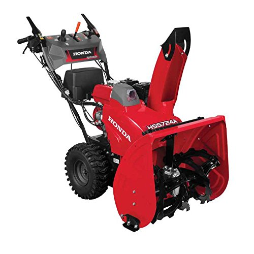 """HONDA Power Equipment HSS724AAWD 24"""" 196cc Two-Stage Snow..."""