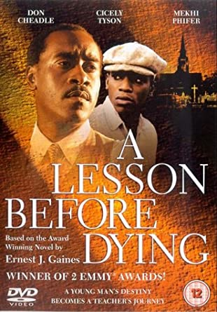 a lesson before dying movie