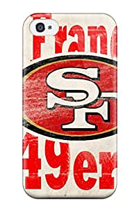 san francisco NFL Sports & Colleges newest iPhone 4/4s cases