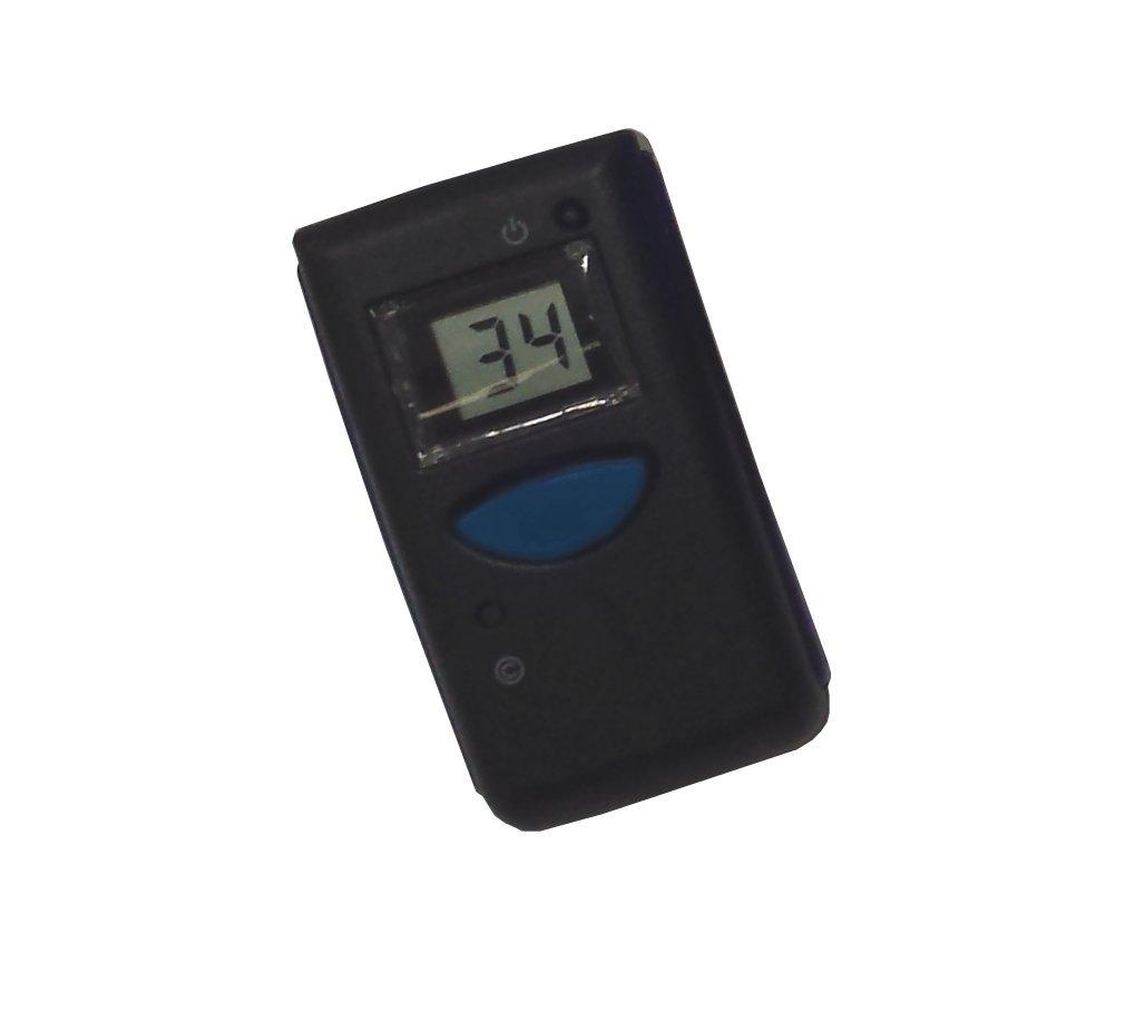 Dispensador de números de turno con visor de color azul (color único en el mundo) y mando distancia LCD: Amazon.es: Oficina y papelería