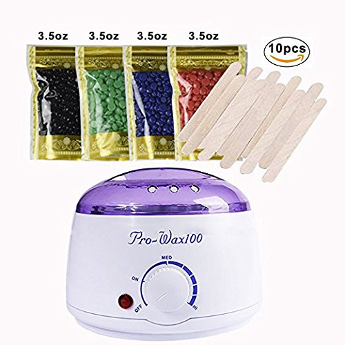 hot wax warmer for feet - 5