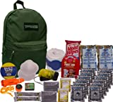 SOS Emergency Survival Kit (2 Person/ 72 Hours) (Basics) (Green)