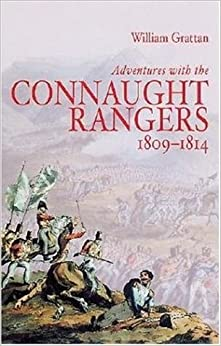 Book Adventures with the Connaught Rangers, 1809-1814