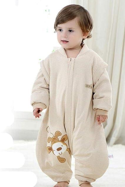 Bolsa de Dormir de Bebé de Mangas,Pijama de una pieza con ...