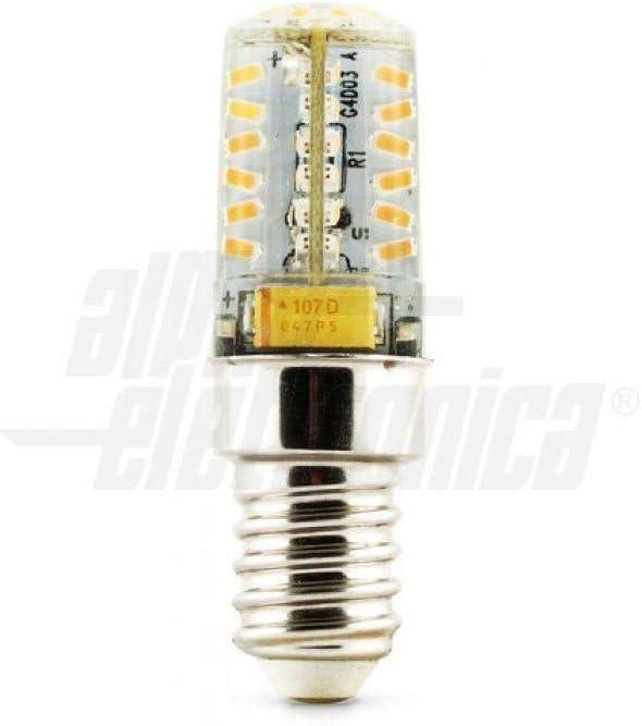 Lampada Peretta Led E14 3w 24v Dc Luce Calda 3000k