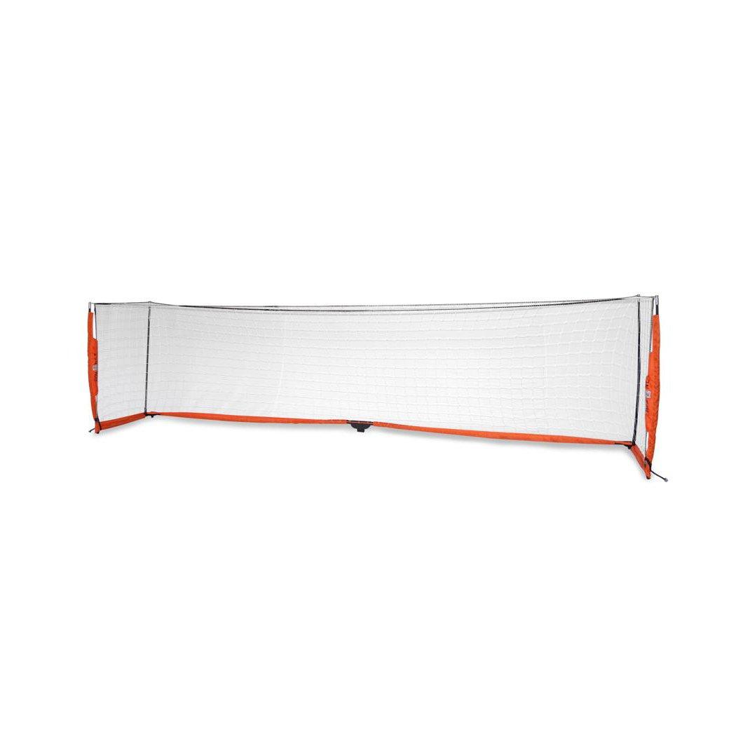 Bownetサッカー4 x 16ポータブルナイロンGoal Net with Carryバッグ – bow4 X 16 B011VQ49UI