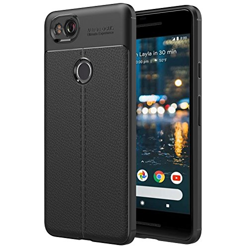 MoKo Pixel 2 Case, Flexible TPU Gel Bumper Cover...