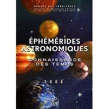 Éphémérides astronomiques 2006