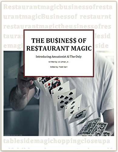 The Business of Restaurant Magic