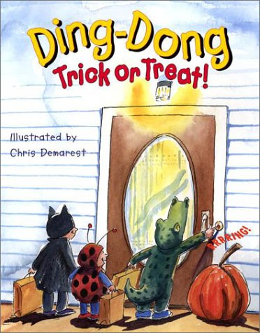 Ding-Dong, Trick or Treat! -