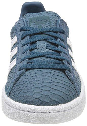 Dormet Bleu Ftwbla petnoc Adidas Femme Basses Sneakers 000 Campus wnq0P1