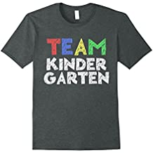 Team Kindergarten T-Shirt Funny Back To School Gift