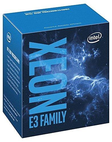 Intel BX80662E31245V5 Processeur 4 cœurs 3,5 GHz Socket 1151 Box