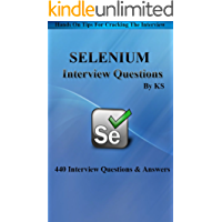 440 SELENIUM INTERVIEW QUESTIONS & ANSWERS: Hands On Tips For Cracking The Interview