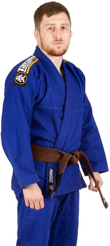 cintura bianca inclusa Tatami Nova Plus BJJ Gi White Jiu Jitsu Kimono Uniforme