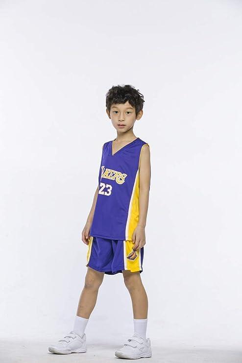 NBA Maillots de Baloncesto para Niños - Camisetas de Baloncesto ...