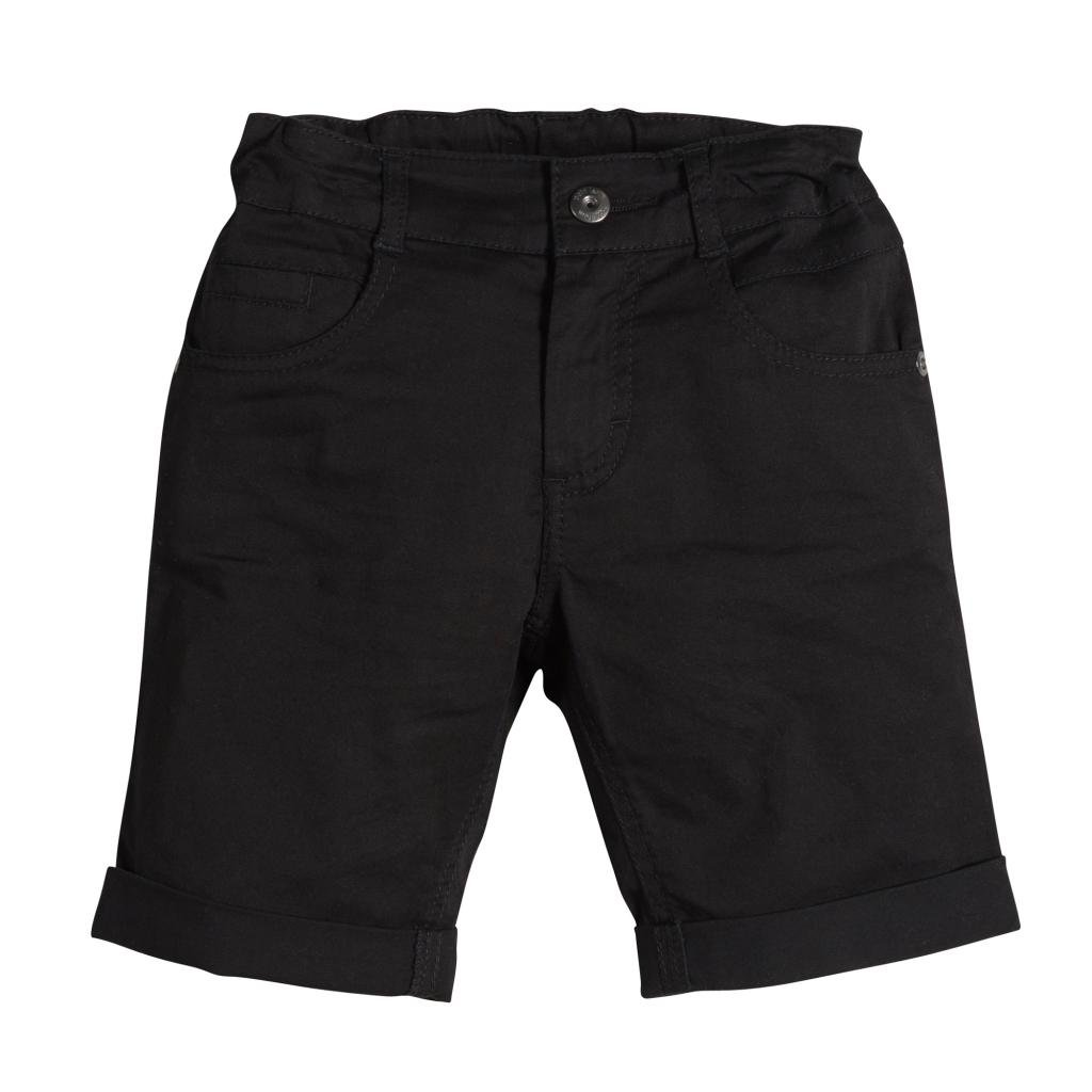 Petit Lem Boys Pop Music Black Shorts