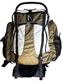 The Backside by Black Pine Xterno II Backpack, Green/White For Sale