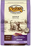 NUTRO Sensitive Stomach Dry Dog Food, Venison, Brown Rice and Oatmeal, 30 lbs.