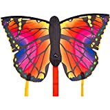 "HQ Kites Butterfly Kite Ruby 20"" Single Line Kite"