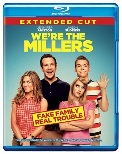 We're the Millers (Blu-ray+DVD) by Warner Home Video