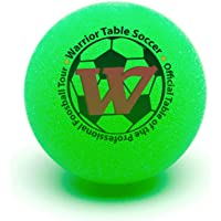 Warrior Table Soccer Foosball Table Replacement Foosballs - Official Tournament Game Ball- Tabletop Soccer Balls