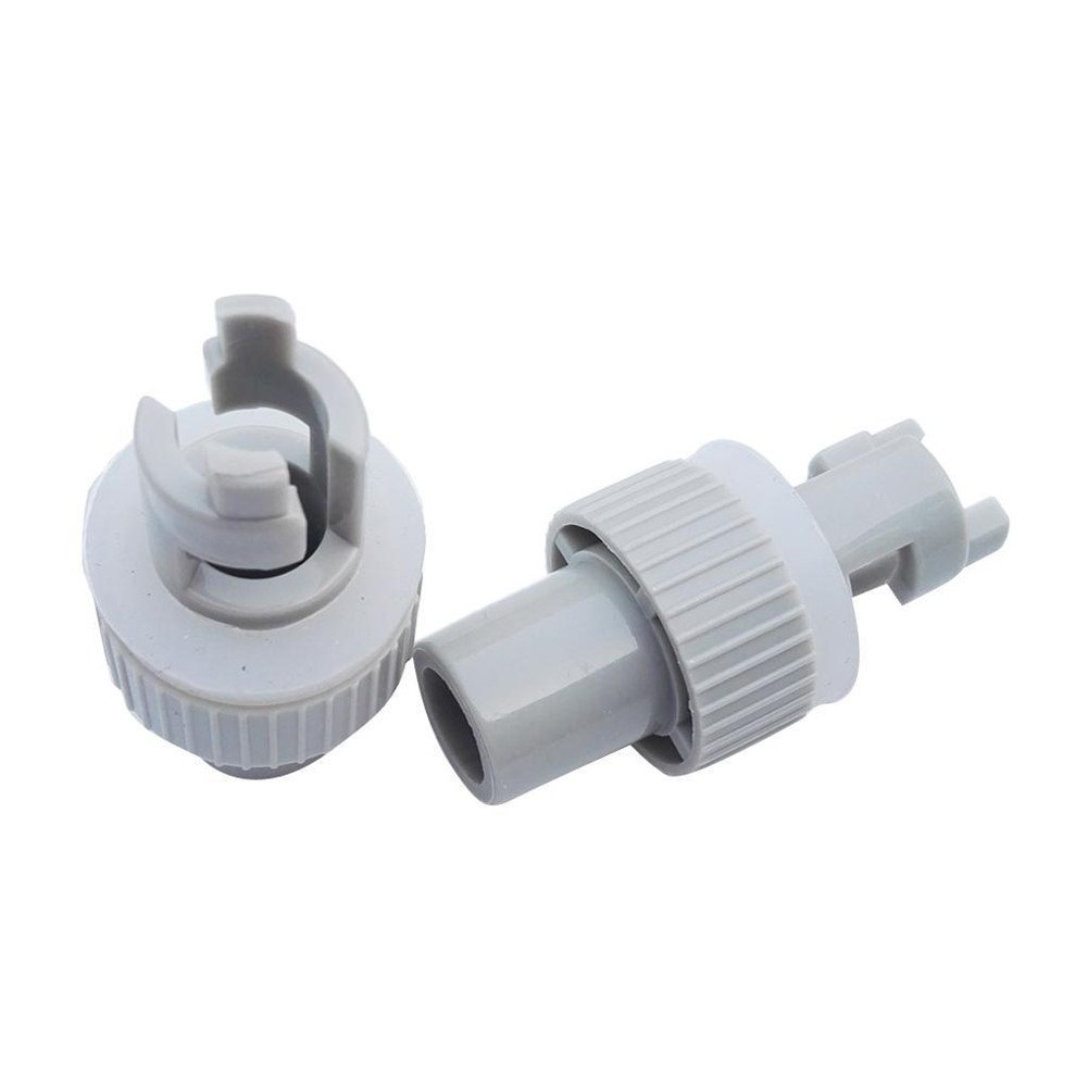 TOHHOT Air Foot Pump H-R Valve Adapter Connector for Inflatable Boat Kayak Dinghy