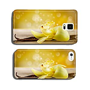 Vanilla Pod Sticks and Flower cell phone cover case iPhone6