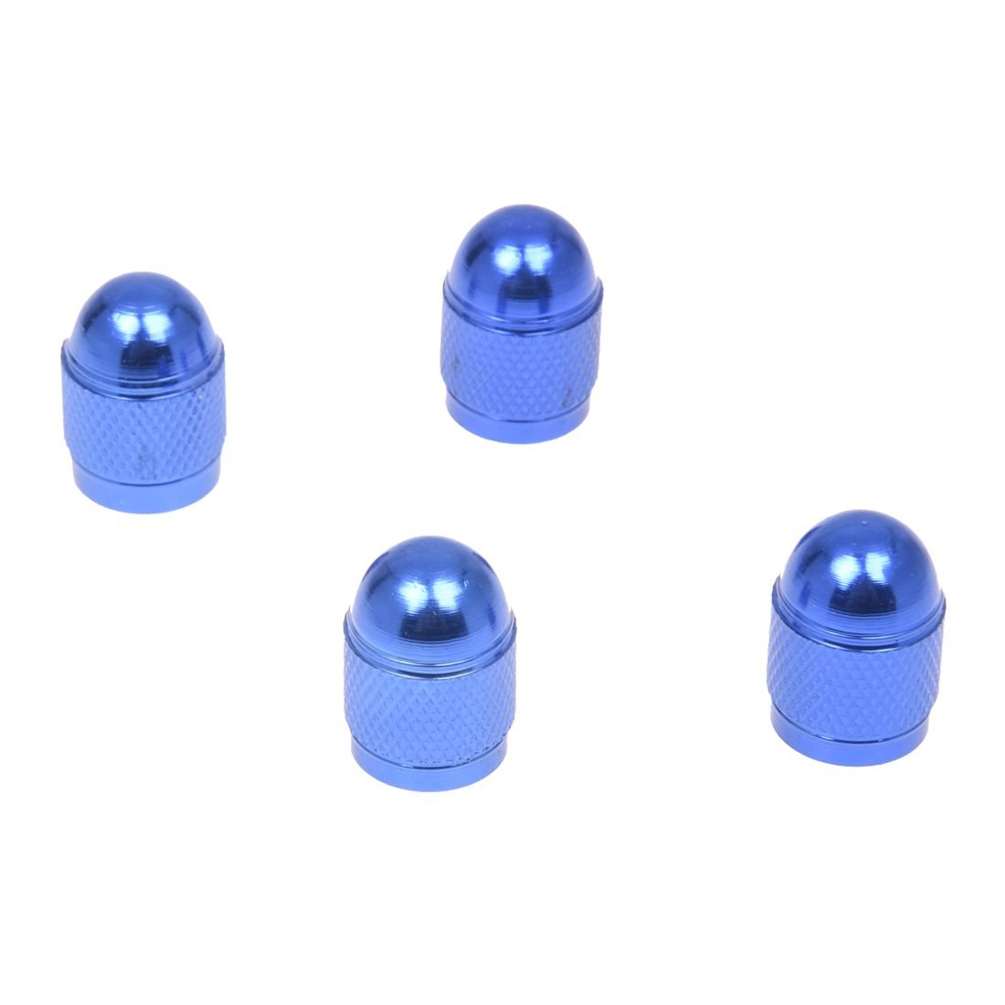 Pressure cap - TOOGOO(R)4pc new valve cap tire pressure cap wheel cover dust Xelo rod for Auto Car - red