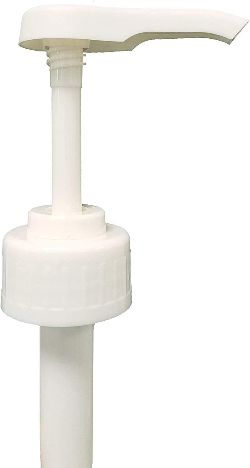 Gallon Pump *Fits Most 1 Gallon Bottles*, 38/400, Case of 10 Dispensing Hand Pump - for Business & Home Use
