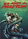 Les Ailes du Phaeton, tome 1 : le ventre de kashoum par Tarquin