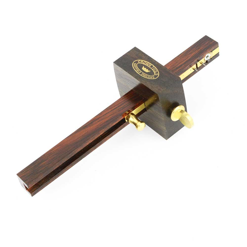 Crown 152M Miniature Rosewood Mortice and Marking Gauge by CROWN