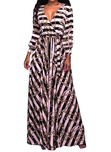 cheetah print tunic dress with belt - 7