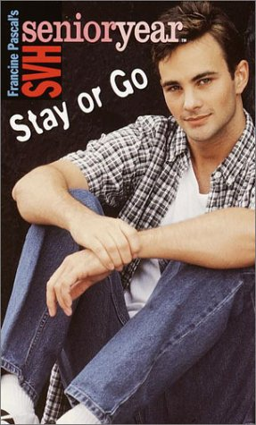 Download Stay or Go (Sweet Valley High Senior Year No. 31) PDF