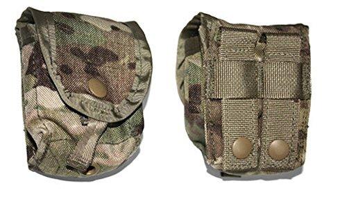 MOLLE Hand Grenade Pouch, MultiCam / OCP, NSN 8465-01-580-0697, USGI -