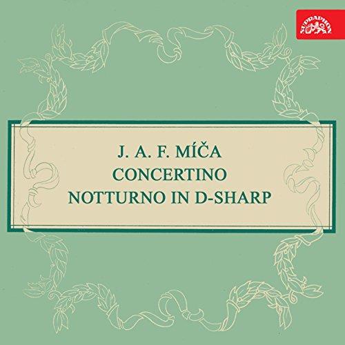 Concertino notturno for Violin and Orchestra in D-Sharp Major, .: IV. Adagio (Mica S 4 De)