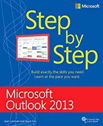 Microsoft Outlook 2013 Step by Step