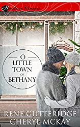 O Little Town of Bethany: inspirational holiday romance