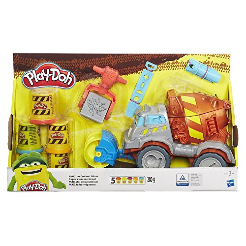Play Doh Max The Cement Mixer product image